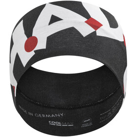 HAD Coolmax Headwear white/black